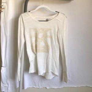 roxy long sleeve shirt